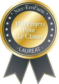 Nice-EcoFarm lauréat de 100ProjetsPourLeClimat